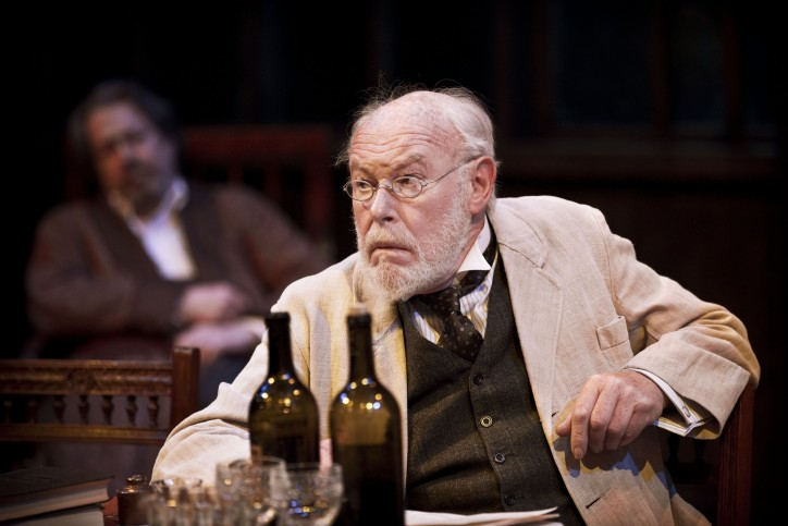 UNCLE VANYA by Chekhov,      , Author – Anton Chekhov translated by Michael Frayn, Director – Jeremy Herrin, Designer – Peter McKintosh, Chichester Festival Theatre, 2012, Credit Johan Persson/