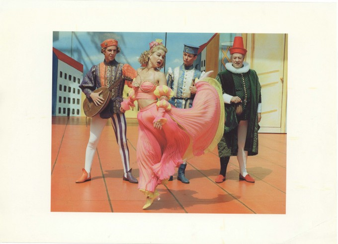 Production photograph - Song of Singapore - Photographer Tristram Kenton - 1998 - 1 of 7