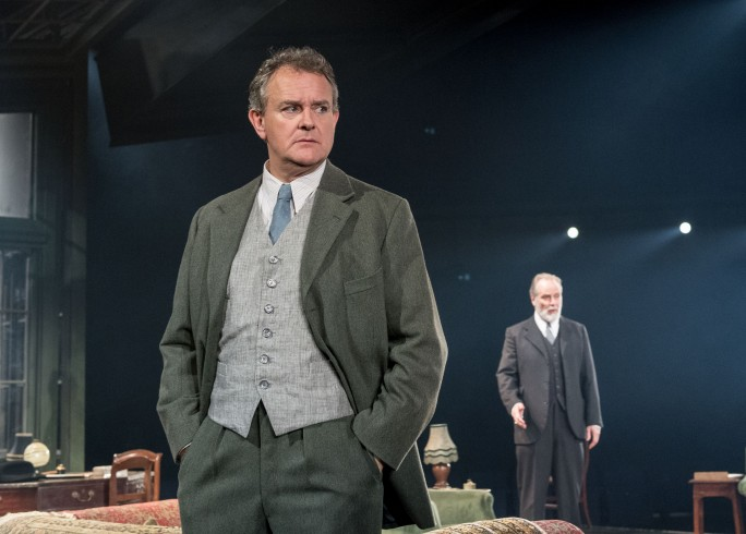 Production Photograph - Enemy of the People - Hugh Bonneville, William Gaminara - Photographer Manuel Harlan - 2016 - 1 of 3