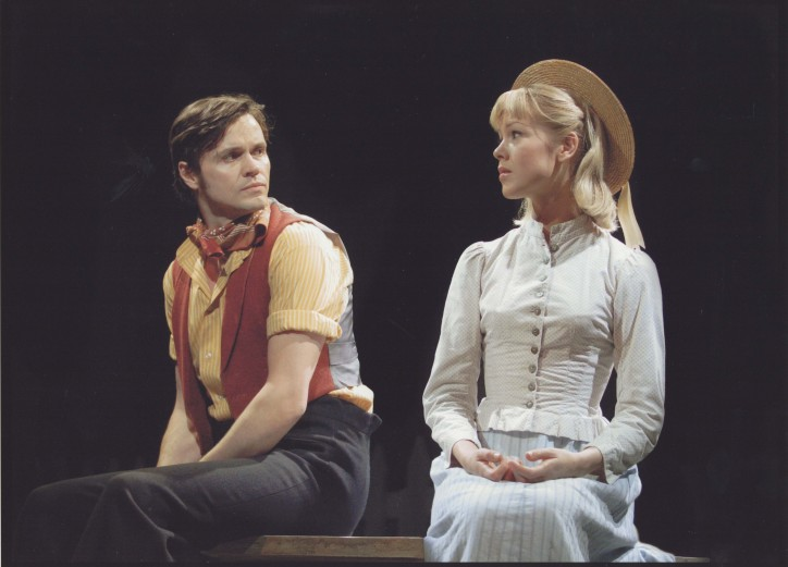 Production Photograph - Carousel - Norman Bowman, Harriet Shore - Photographer Catherine Ashmore - 2006 - 1 of 2