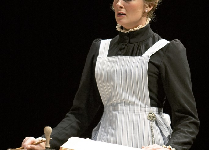Production photograph - Hobson's Choice - Katherine Kingsley - photographer Manuel Harlan - 2007