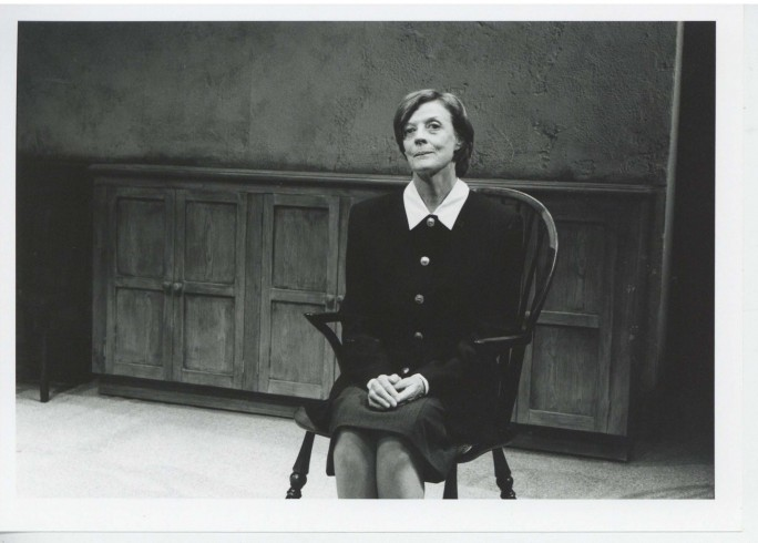 Production photograph - Talking Heads - Maggie Smith - photographer John Timbers - 1996 (2)