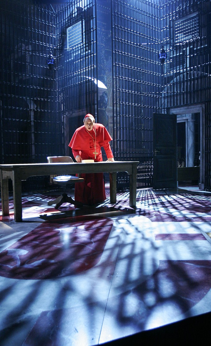 Production photography - The Last Confession - David Suchet - Photographer John Haynes - 2007 - 2 of 2